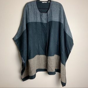 Soft Surroundings • Oversized Poncho Sweater